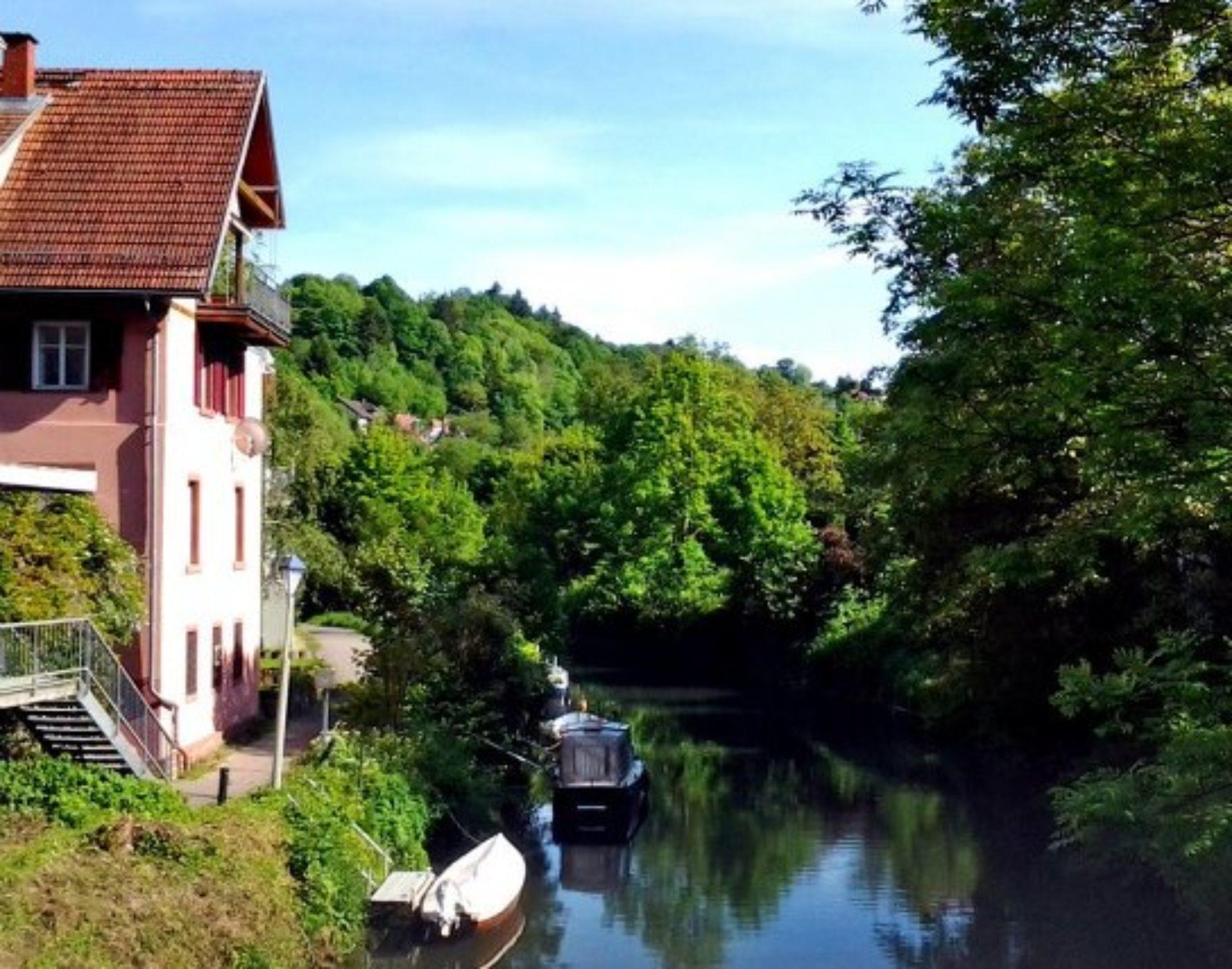 Die Ferienwohnung in Neckargemünd